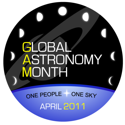 Global Astronomy Month 2011